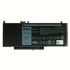 New listing Original 6Mt4T Battery FrDe ll Latitude E5470 E5570 Wtg3T 7V69Y Txf9M 79Vrk 62Wh