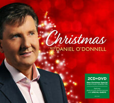 Daniel O'Donnell : Christmas With Daniel CD (2017) ***NEW***