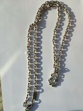 Thomas sabo Sterling Silver 80cm Chain Necklace heavy link Mens solid never worn