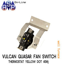 SWITCH FAN THERMOSTAT YELLOW DOT VULCAN QUASAR 40Mj OLD STYLE