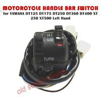 Lights Horn Switch Assembly Yamaha DT100//175 DT250 DT360//400 Turn Signal