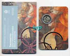 ++ 2 EURO Gedenkmünze SAN MARINO 2018 - Tintoretto - SOFORT LIEFERBAR ++