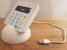 Support pour SUMUP Air lecteur de carte-avec emplacement pour câble USB