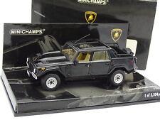 Minichamps 1/43 - Lamborghini LM002 1984 Noire
