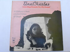 "Tina Charles ‎– Love Bug / Sweets For My Sweet 12"", UK"