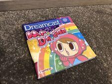 Sega Dreamcast Mr Driller PAL Manual ONLY