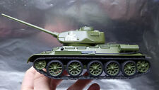 * Herpa Military 83SSM3020 T-34 Battle Tank - Metal Construction Scale 1:43