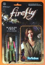 ReAction Firefly Television Series Kaylee Frye Action Figure by Funko New