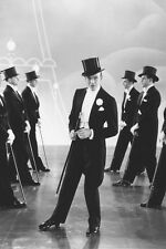 Fred Astaire Dance Routine In Top Hat And Tails In Top Hat 11x17 Mini Poster