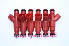 6 PCS Fuel Injectors 0280155934/812-12132 For Dodge 3.9L 5.2L 5.9L 1997-2003 New