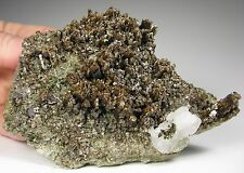 VESUVIANITE crystals on matrix * Alchuri * Baltistan * Pakistan
