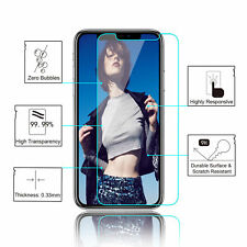 10D Curved Tempered Glass 9H Screen Protector Protection For iPhone X XS Max XR