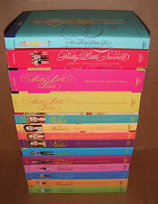 Pretty Little Liars Vol.1-14 + Prequel + Special by Sara Shepard Paperback  NEW