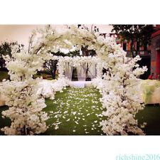 1pc Artificial Cherry Blossom Branch Silk Flower Tree Home Decor 1m KJFDS6
