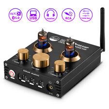 Douk Audio P1 HiFi Bluetooth 5.0 Vacuum Tube Preamp USB DAC APTX Preamplifier