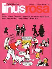 l'introvabile LINUS ROSA Suppl.a Linus n° 36 del 1968,Ripubblicazione n° 6 2018