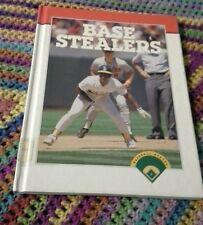 1991 base stealers baseball book