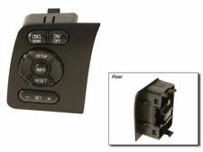 Fits 2014-2018 Ford F250 Super Duty Cruise Control Switch Motorcraft 13881WC 201