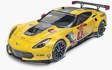 Revell Chevy Corvette C7.R race car 1/25 plastic model car kit new 4304
