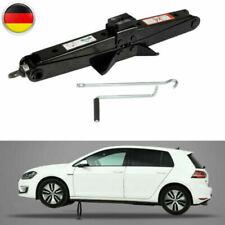 2T Scherenwagenheber Auto Wagenheber Lift mit Handkurbel Für PKW/SUV/MPV X-Power