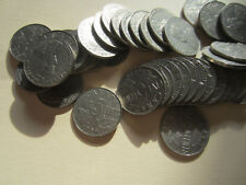 Roll of 1934 Canada Five Cents Coins. (40 Coins)
