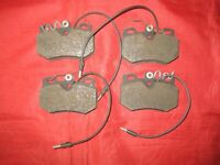 CITROEN C15 FRONT BRAKE PADS SET 1988 to 2006 OE GENUINE 95647733