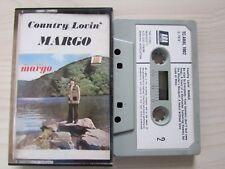 MARGO COUNTRY LOVIN' CASSETTE, 1972 ARA RECORDS, TESTED, VERY RARE.