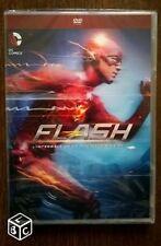 COFFRET DVD NEUF - SERIE FANTASTIQUE SUPER HEROS : FLASH - SAISON 1 INTEGRALE