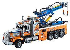 lego pneumatic abschlepptruck technic LKW TOW TRUCK 42128  N8/21