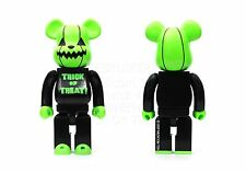 Medicom Toy Bearbrick 400% HALLOWEEN TRICK OR TREAT 2007 NIB Be@rbrick Halloween