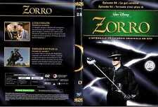 DVD Zorro 28 | Disney | Serie TV | Lemaus