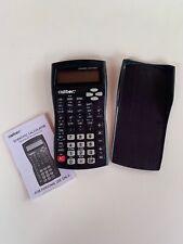 CALIBER Model: 2592 Scientific Calculator w/Cover - FREE SHIPPING