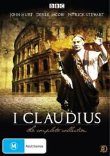 I Claudius (DVD 5-Disc Set) Complete Collection 1 & 2 *New & Sealed* Region 4