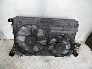 2013 MK2 AUDI TT 2.0 TDI Manual Radiator Rad Pack For Air Con (H59)