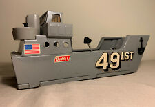 Vintage Buddy L 49 Lst Landing Craft Boat Military Army Usa Tanker Truck Toys!
