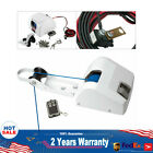 Electric Windlass Anchor Winch Wireless Remote Controlled Marine Boat Saltwater