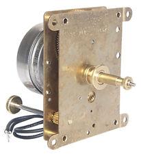 New Hansen Synchron Type C5 Electric Clock Movement - Rear Set Style (MEM-18)