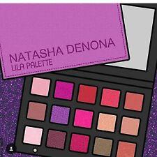 2017 Natasha denona Violet Sunset palettes 15 teintes limité collection