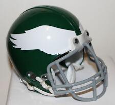 1969 Philadelphia Eagles Custom Throwback Riddell Mini Helmet - Road Games