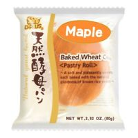 Japanese D Plus Bread, Japanese Natural Yeast  Maple Syrup Flavor 80g US Seller