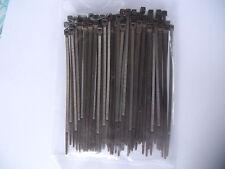 Kabelbinder BRAUN 100 Stück in Industriequalität 2,6x100mm