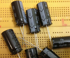 450V 2.2uF 10uF 15uF Aluminium Electrolytic Capacitors Radial Lead Multi Qty