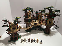LEGO Star Wars: Ewok Village 10236 - Rare. Great condition.