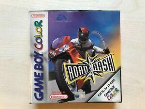 Road Rash Nintendo Game Boy Color Game UK PAL USED