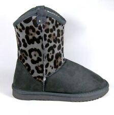 Zip Faux Suede Wide (E) Shoes for Women