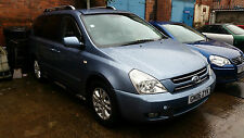 06-2010 Kia Sedona 2.9 CRDI, Auto, Met Blue,Car Breaking for spares and Parts.