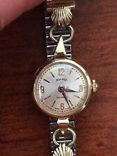 Vintage Ladies Roamer 17J Manual Wind Watch Women's Watch Swiss Made