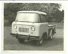 VTG Willys Jeep File Photo Early FC-150 OR FC-170  No Rail 1950s 8 x 10 N