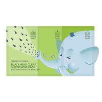 [Nature Republic] Blackhead Clear 3-Step Nose Pack 3g+0.2g+3g
