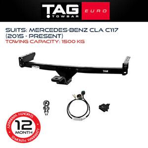 TAG Euro Towbar Fits Mercedes Benz CLA 2015-Current Capacity 1500Kg 4x4 Exterior